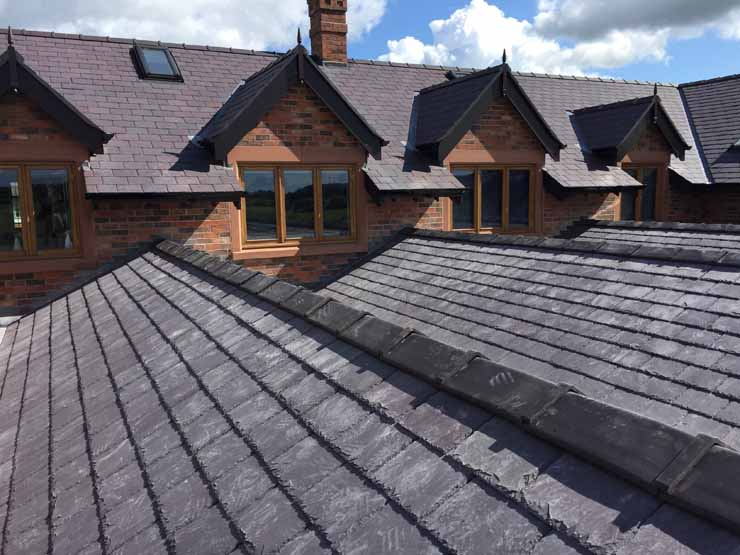 Slate Roofing Services In Cheshire